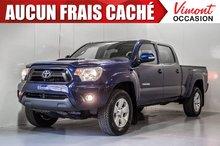 2015 Toyota Tacoma 2015+TRD+SPORT+DOUBLE CAB+CAMERA RECUL+BLUETOOTH