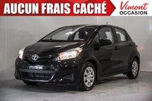 2014 Toyota Yaris 2014+HB+LE+PORTES ELECTRIQUES+BLUETOOTH
