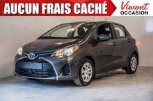 2015 Toyota Yaris 2015+LE+A/C+GR ÉLEC COMPLET+BLUTOOTH