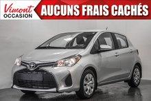 2016 Toyota Yaris 2016 HB+LE+A/C+GR ELECTRIQUE
