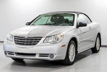 2008 Chrysler Sebring LX NOUVEAU EN INVENTAIRE