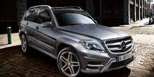 Mercedes-Benz GLK 2014 – Toujours parmi les meneurs