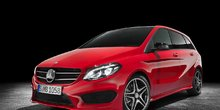 Mercedes-Benz classe B 4 Matic 2015, familiale petit format