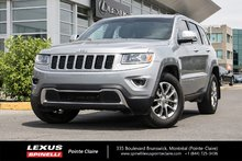 2014 Jeep Grand Cherokee Limited NAVIGATION