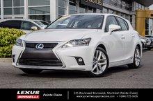 2014 Lexus CT 200h EN VENTE!! HYBRID