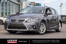 2015 Lexus CT 200h TOURING