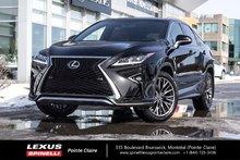 2016 Lexus RX 350 F-SPORT SERIE 2  CERTIFIE LEXUS 131 POINTS!!