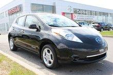 Nissan Leaf SV*GPS*MAG*AIR CLIM*BANCS CHAUFFANTS* 2015