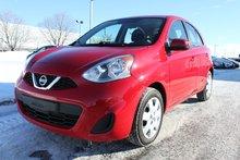 Nissan Micra SV*AUTOMATIQUE*CAMERA DE RECUL* 2015