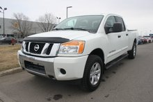Nissan Titan SV*CREWCAB*4WD*LWB* 2015