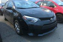 Toyota Corolla CE*AUTO*NOUVEAU+PHOTOS A VENIR* 2015