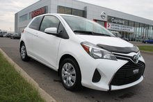 Toyota Yaris CE*3 PORTES*SUPER ECONOMIQUE* 2015