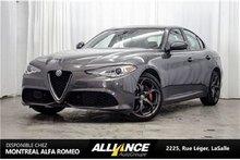 2017 Alfa Romeo GIULIA TI   Toit Pano   Camera   NAV   Cuir   Bluetooth
