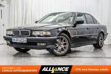 BMW 7-Series 740i | CUIR | TOIT | 1995