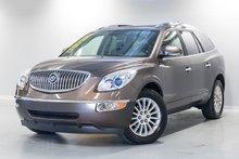 Buick Enclave CXL , CUIR , DEUX TOIT OUVRANT, 7 PASSAGERS 2008