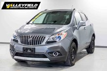 2014 Buick Encore CXL - AWD - CUIR - TOIT OUVRANT - GARANTIE