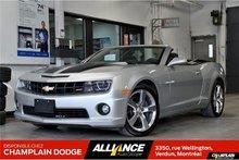 2011 Chevrolet Camaro 2SS, CUIR, BAS MILlAGE!!!!!