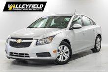 2014 Chevrolet Cruze DEMARREUR A DISTANCE , TRANS. AUTOMATIQUE ,