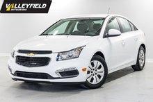2016 Chevrolet Cruze LT 1LT Comme neuf!