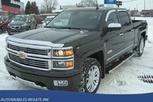 Chevrolet Silverado 1500 4WD CREW CAB 5.3L, TOIT OUVRANT, DEMARREUR A DISTA 2014