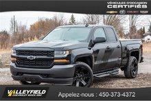2017 Chevrolet Silverado 1500 4WD DOUBLE CAB EDITION BLACK OPS