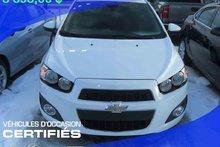 2013 Chevrolet Sonic LT BLUETOOTH, ONSTAR, AIR CLIMATISÉ