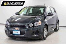 2016 Chevrolet Sonic ONSTAR 4G LTE WI-FI, CAMERA DE RECUL