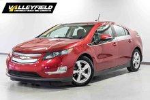 Chevrolet Volt Electric SIEGES AVANT CHAUFFANTS, CAMERA ARRIERE, ONSTAR 2015