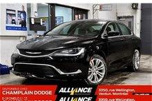 2016 Chrysler 200 Limited, Camera, Bluetooth