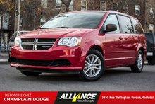 Dodge Caravan SXT 2014