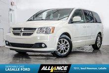 2012 Dodge Grand Caravan R/T | CAMERA | GPS | CUIR | SIEGES CHAUFFANTS |