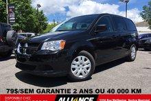 Dodge Grand Caravan SXT 79$/SEM WOW 7988 KM SEULEMENT A VOIR 2014