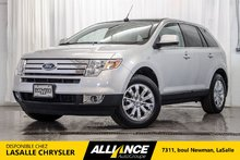 Ford Edge LIMITED   AWD   SIEGES CHAUFF   TOIT   BLUETOOTH   2010