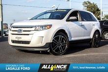 Ford EDGE SEL SEL,TOIT PANO,CUIR,BANC CHAUFF,CAMERA 2013