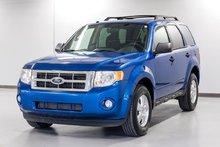 Ford Escape XLT*NOUVEAU EN INVENTAIRE** 2012