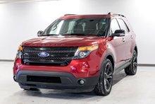 Ford Explorer Sport NOUVEAU EN INVENTAIRE 2014
