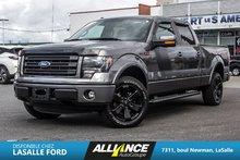 2014 Ford F-150 FX4 |GPS | SIÈGES CHAUFFANTS | TOIT | CUIR| CAMERA