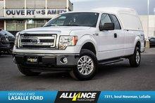 2014 Ford F-150 XLT | 4x4 | BOITE FIBROBEC | BLUETOOTH |