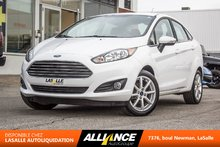 Ford Fiesta S | 1.6L | BLUETOOTH | A/C | SEULEMENT 7565 KM!!!! 2015