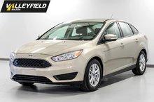 Ford Focus SE Caméra de recul, sièges chauffants! 2016