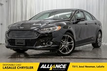 Ford Fusion TITANIUM | AWD | TOIT | SIEGES CHAUFFANT | CAMERA 2016