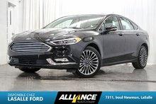 2017 Ford Fusion SE I AWD I CUIR I TOIT I NAVI