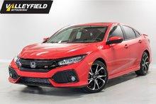 2017 Honda Civic Si GPS, toit ouvrant, condition neuf!