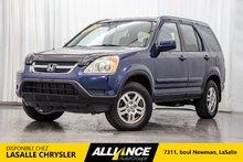 2004 Honda CR-V EX-L |  AWD | TOIT | CUIR | SIEGES CHAUFFANTS |