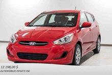 2016 Hyundai Accent 5-DR SE BALANCE DE GARANTIE, AIR CLIMATISÉ