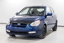 2010 Hyundai Accent GL Sport Nouveau en Inventaire