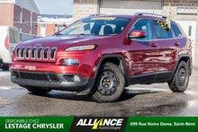 Jeep Cherokee NORTH | Écran 8.4po | Caméra de recul | 2014