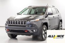 Jeep Cherokee TRAILHAWK 4 PNEUS D'HIVER* 2016