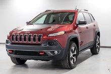 2016 Jeep Cherokee Trailhawk Comme neuf, venez faire un essai!