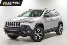 2017 Jeep Cherokee Trailhawk Toit ouvrant panoramique!